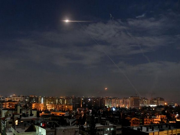 This comes a day after Syrian media reported that late-night several explosions were heard over the skies in Damascus.