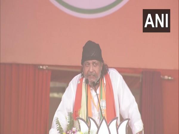 Actor-turned-politician Mithun Chakraborty. (File Pic)