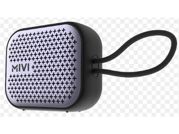 Mivi mini speaker