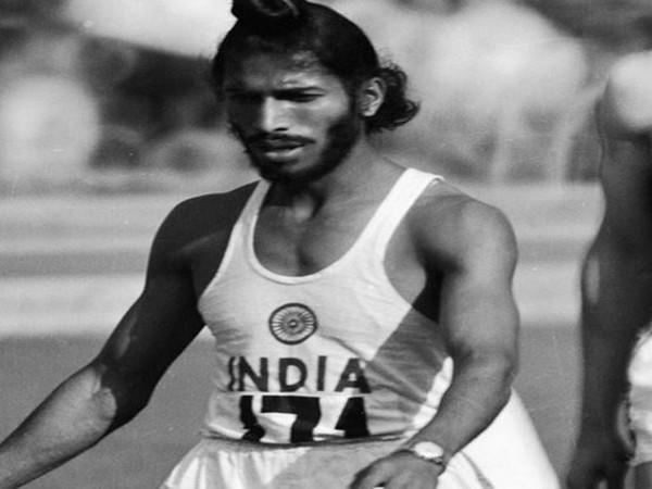 Late sprinter Milkha Singh (File Photo)