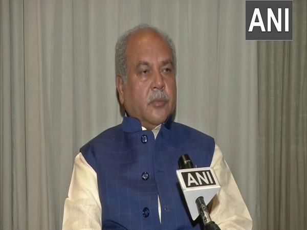 Union Minister, Narendra Singh Tomar (Photo/ANI)