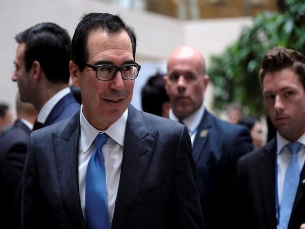 US Treasury Secretary Steven Mnuchin (File photo)