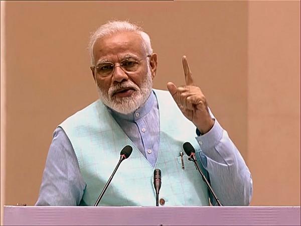Prime Minister Narendra Modi [File Photo/ANI]