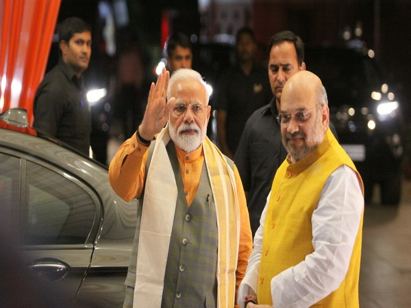Prime Minister Narendra Modi (Left to right) and Home Minister Amit Shah. (File pic)