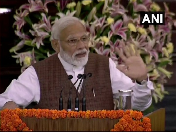 Prime Minister Narendra Modi. File photo/ANI