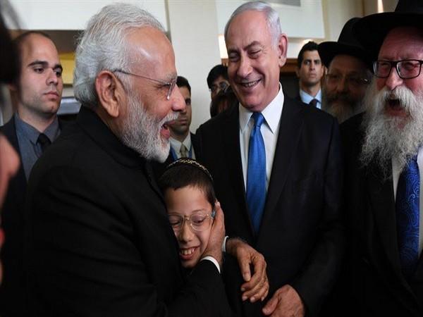 Prime Minister Narendra Modi had met Moshe Holtzberg in Israel in 2017.