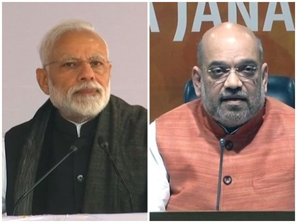 Prime Minister Narendra Modi and BJP president Amit Shah (File photos)