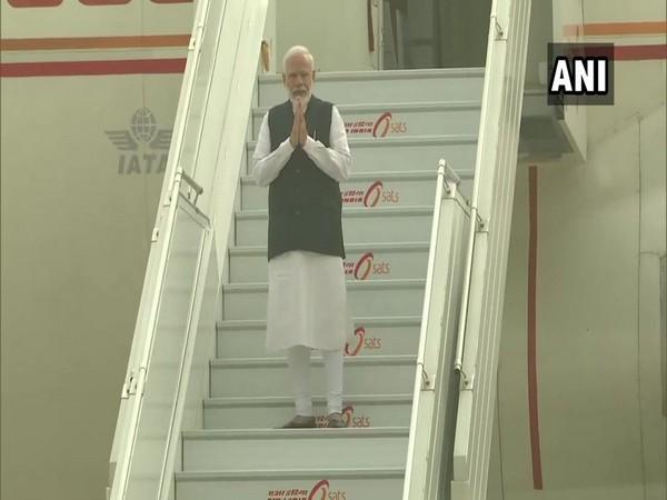 PM Narendra Modi leaves for Brazil from New Delhi on Tuesday.