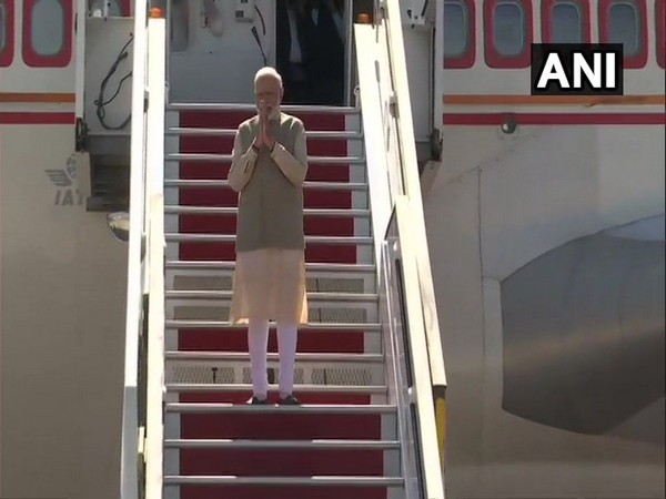Prime Minister Narendra Modi departed for the UAE on Friday
