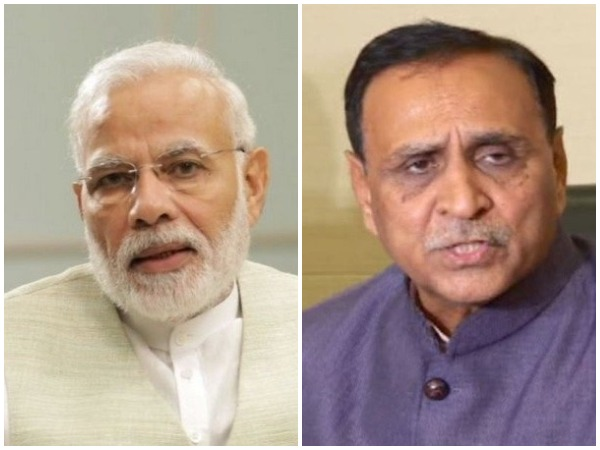 PM Narendra Modi and Gujarat CM Vijay Rupani (File photo)
