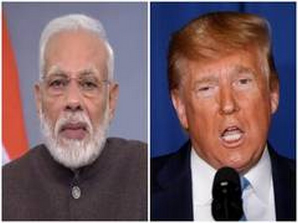 Prime Minister Narendra Modi and President Donald Trump (file photo)