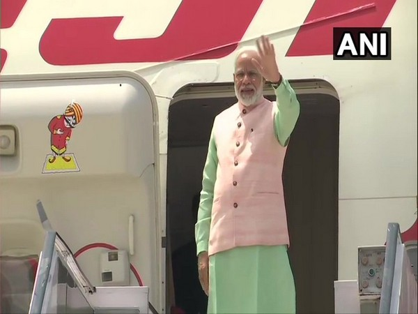 Prime Minister Narendra Modi departs on a three-nation visit to France, UAE and Bahrain on Thursday from New Delhi. Photo/ANI