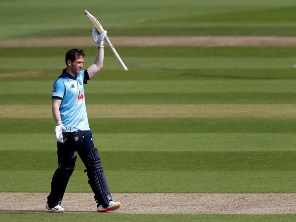 England captain Eoin Morgan (file image)