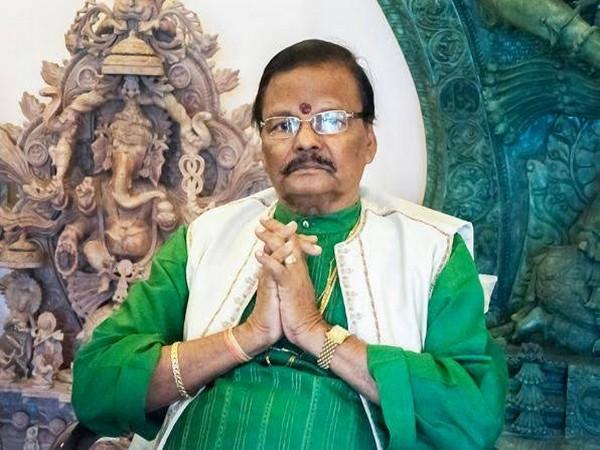 Rajya Sabha MP Raghunath Mohapatra.