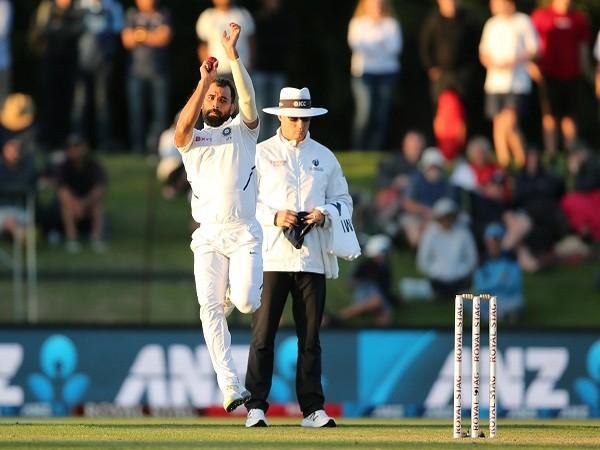 India pacer Mohammad Shami.