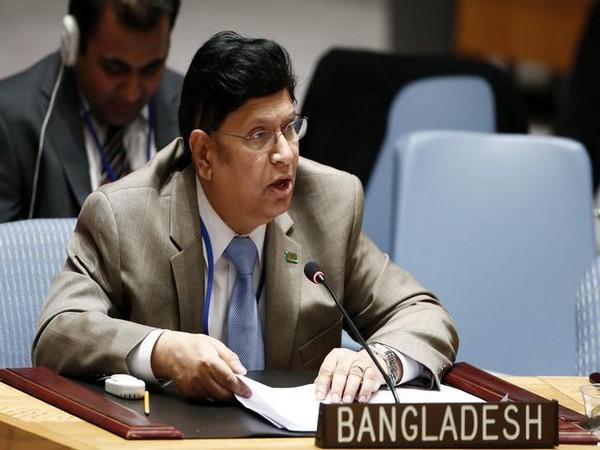 Bangladeshi Foreign Minister AK Abdul Momen. (File Photo)