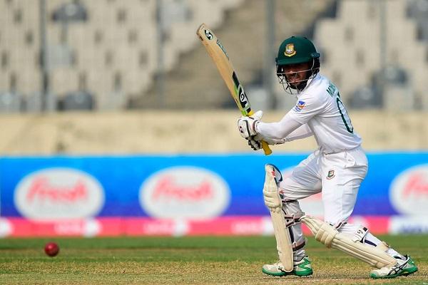 Bangladesh skipper Mominul Haque (Image: ICC's twitter)