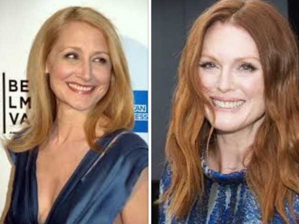 Patricia Clarkson and Julianne Moore