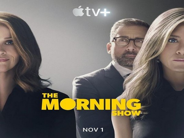 Poster of 'The Morning Show', Image courtesy: Instagram