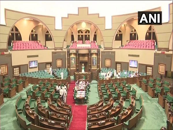 View of Madhya Pradesh Legislative Assembly (Photo: ANI)