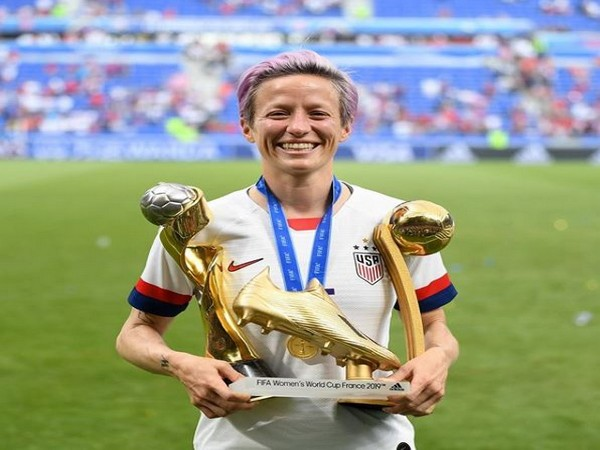 Megan Rapinoe (Image courtesy: Instagram)