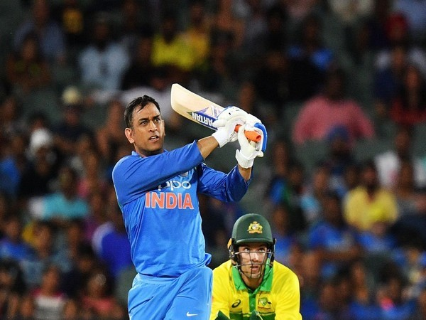 Former Indian Skipper and wicket keeper MS Dhoni (File Photo)