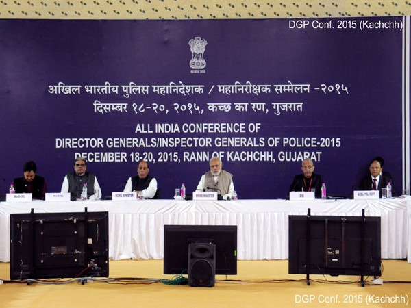 DGsP, IGsP conference was held in Kachchh, Gujarat in 2015.