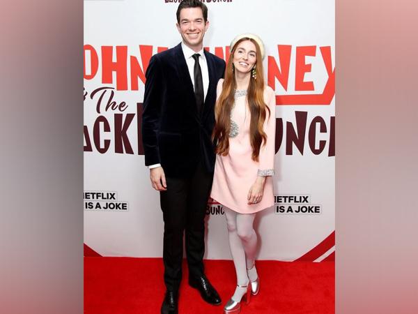 John Mulaney and Anna Marie Tendler (Image source: Instagram)