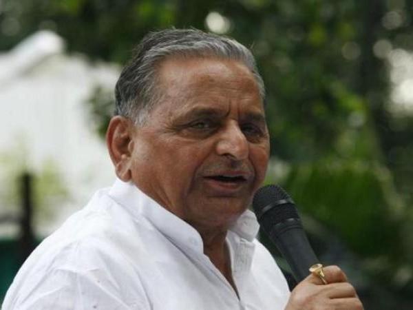 Mulayam Singh Yadav (File Pic)
