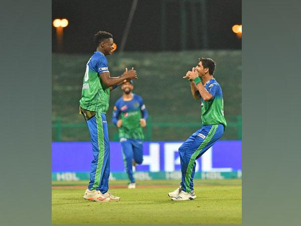 Multan Sultans defeated Peshawar Zalmi by 8 wickets (Image: Multan Sultans)