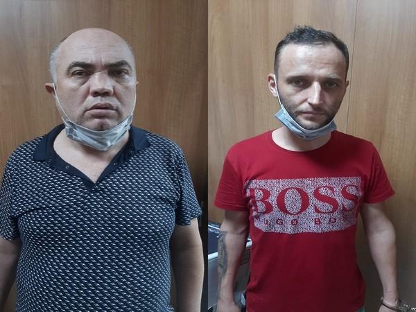 The accused Miyu Ruchinal and Budai Romana