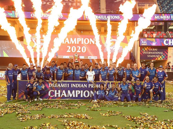 Mumbai Indians won the 13th edition of the IPL in UAE. (Photo/iplt20.com)