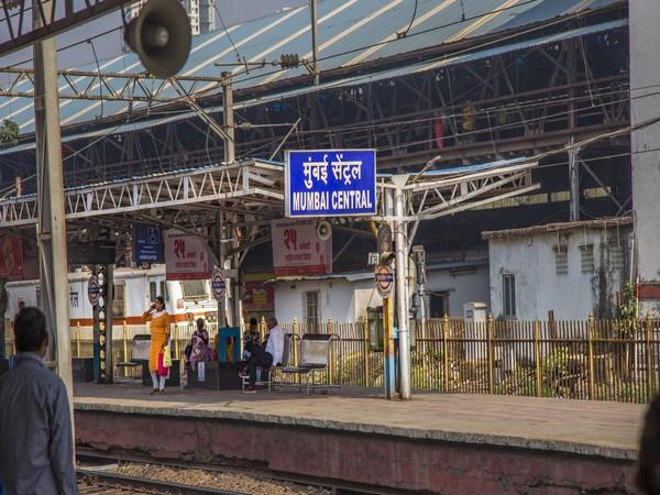 Visual from MumbaI Central railway station (File photo)
