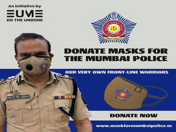 Mumbai Entrepreneur Launches Crowdfunding Campaign to Provide Protective Masks to Every Police of Mumbai