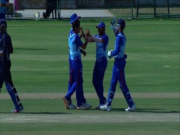 Team Mumbai (Image: BCCI)