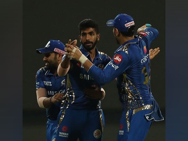 Mumbai Indians fast bowler Jaspri Bumrah (Photo/IPL twitter)