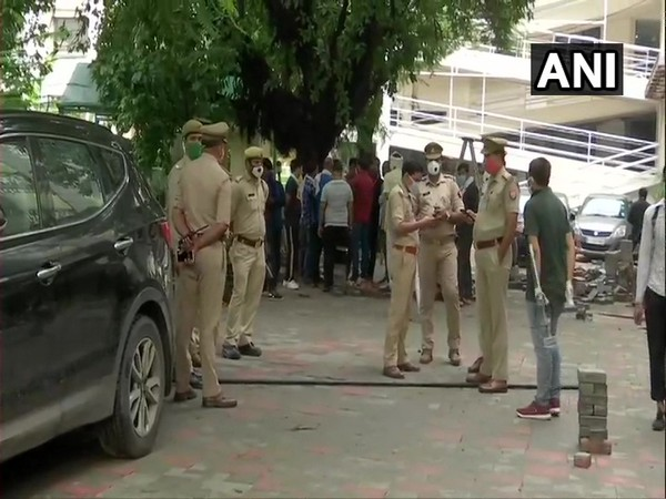 A total of nine accused have been taken into the custody. (Photo: ANI)