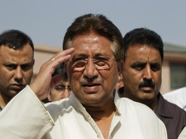 Former Pakistan President General Pervez Musharraf