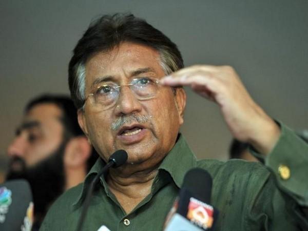 Pakistan's former dictator Pervez Musharraf