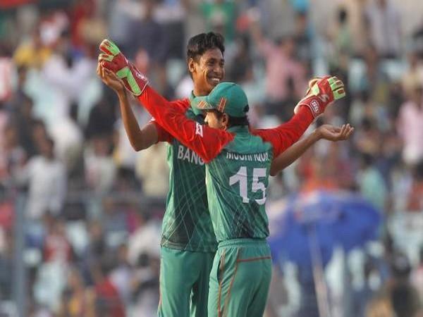 Bangladesh fast bowler Mustafizur Rahman