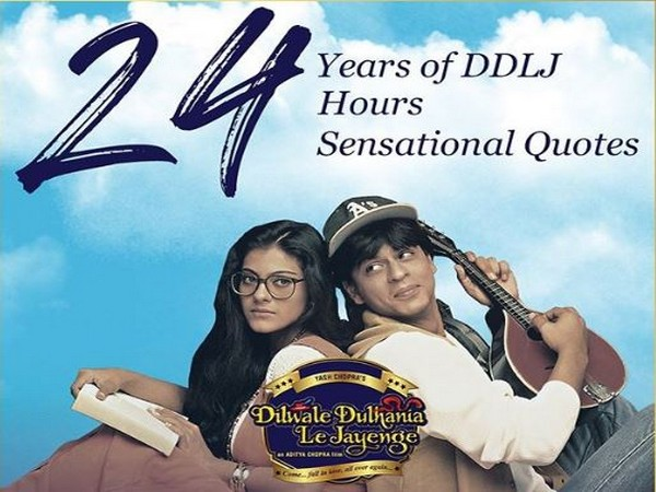24 years of DDLJ: Kajol pays tribute by recreating her iconic look