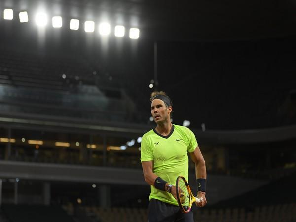 Rafael Nadal (Photo: Roland Garros/Twitter)
