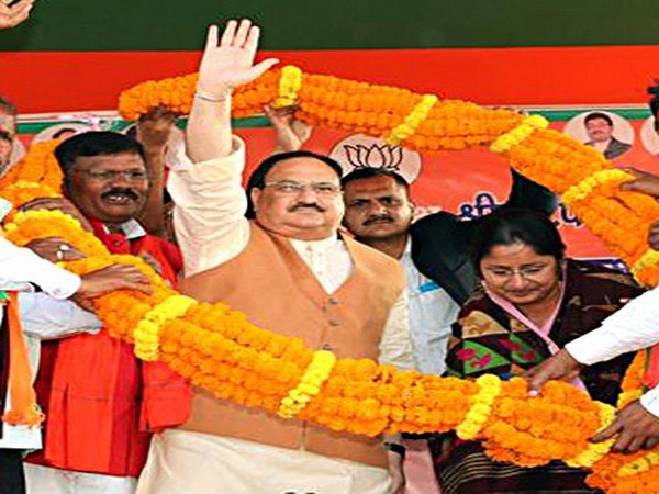 BJP working president Jagat Prakash Nadda (File Photo)