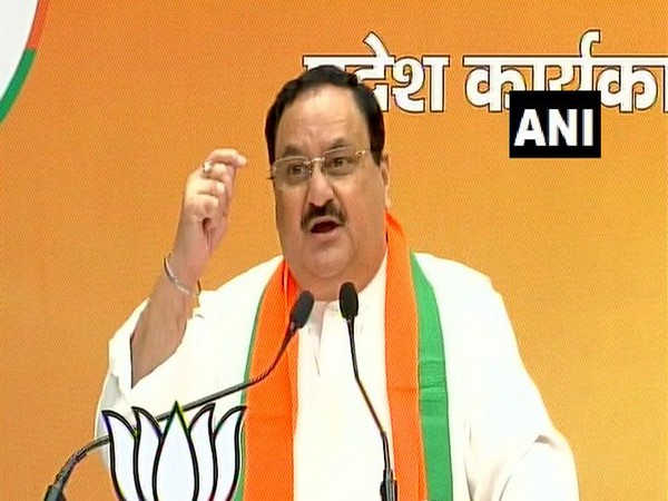 BJP national president Jagat Prakash Nadda (File photo)