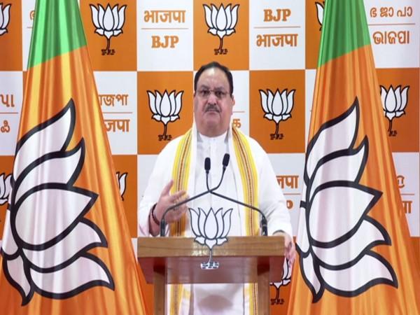 BJP Chief JP Nadda. (Photo/ ANI)