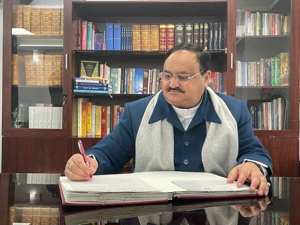 BJP president Jagat Prakash Nadda