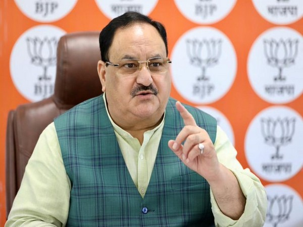 BJP president JP Nadda (File Photo: ANI)