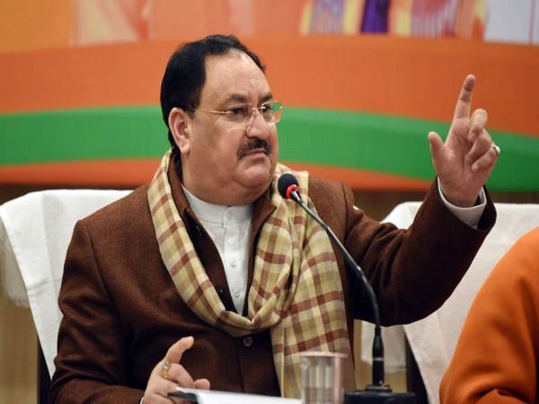 BJP president Jagat Prakash Nadda (file photo)