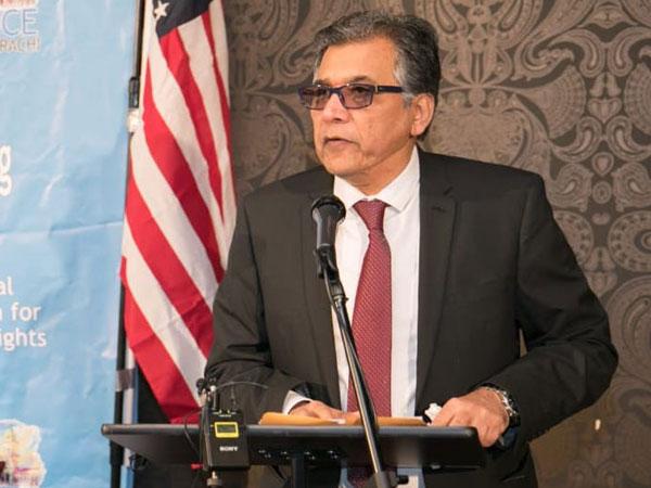 Nadeem Nusrat, founder of the South Asian Minorities Alliance Foundation (file photo)