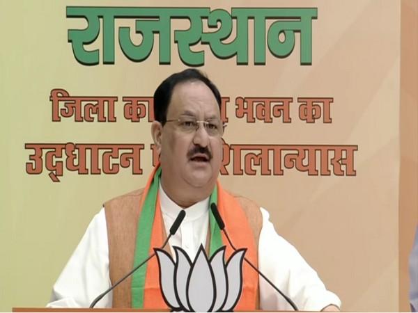 BJP national president Jagat Prakash Nadda